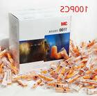100 Pairs 3M 1100 Disposable Ear Plug Foam Noise Reducer Fre