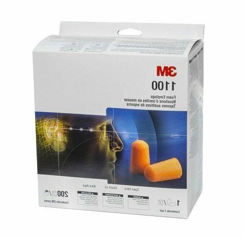 3M Dispose Ear NRR29 Individually Wrap Quantities