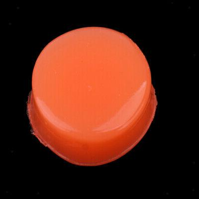 2pcs Waterproof Earplugs Diving Bathing Ear Red