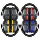 Fnova 34dB Highest NRR Safety Ear Muffs -Professional Ear De