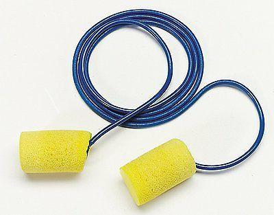 AEARO 3M 311-1101 EAR CLASSIC EARPLUGS CORDED BAG/5 PAIRS