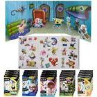 4pk Colorforms Sets Magic On The Go Re-Stickable Stickers Fo