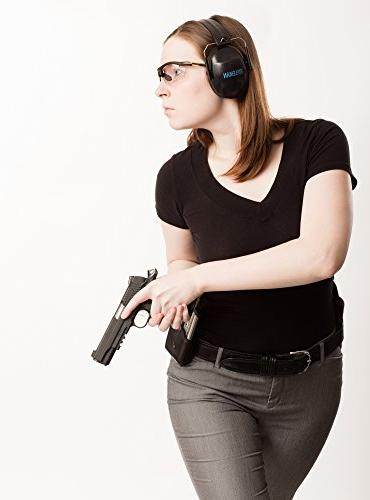 Rifleman - - RFPXS Hearing Protection - Ear Protection - - Low Profile