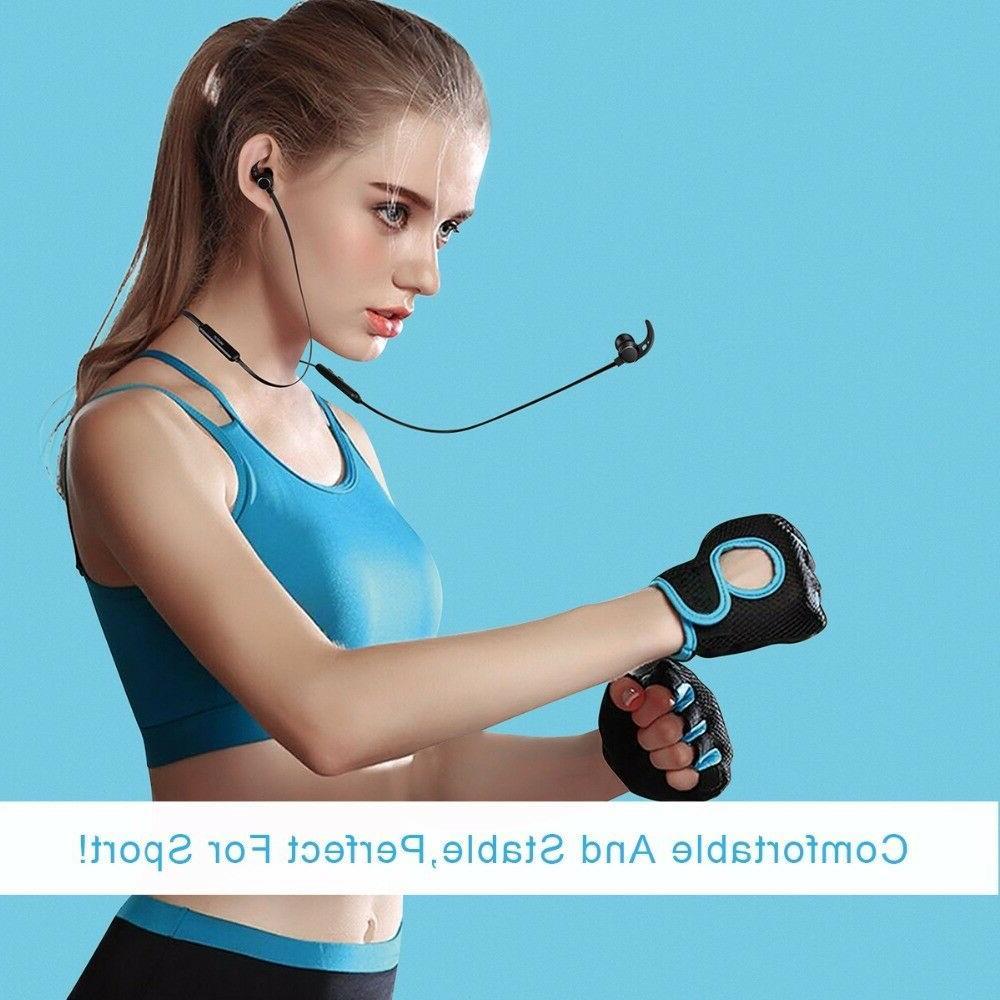 Wireless Bluetooth Cancelling Plugs Music Headphones