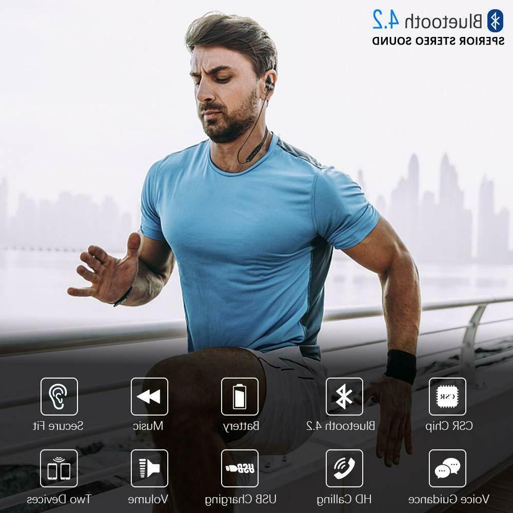 active noise cancelling wireless bluetooth 4 2