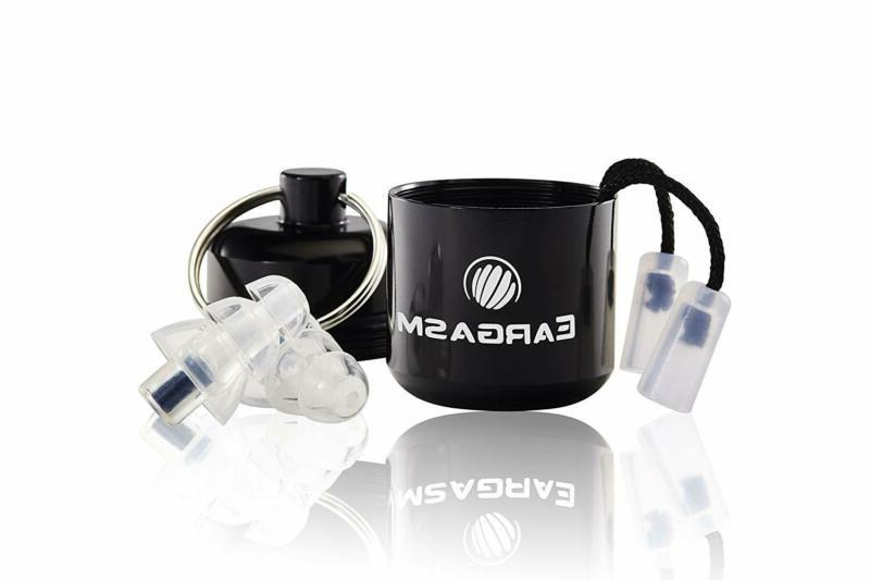 Eargasm Series with Keychain, Comfortable For Prolonged