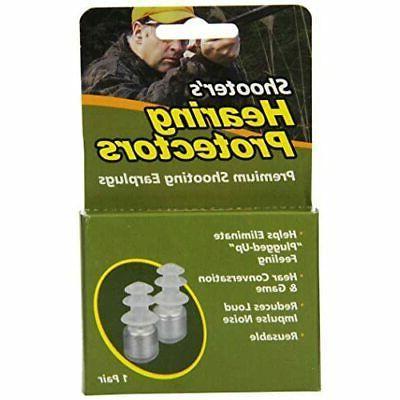 Acu-Life Ear Plugs/Earplugs for Hunting, Shooting | Shooter'