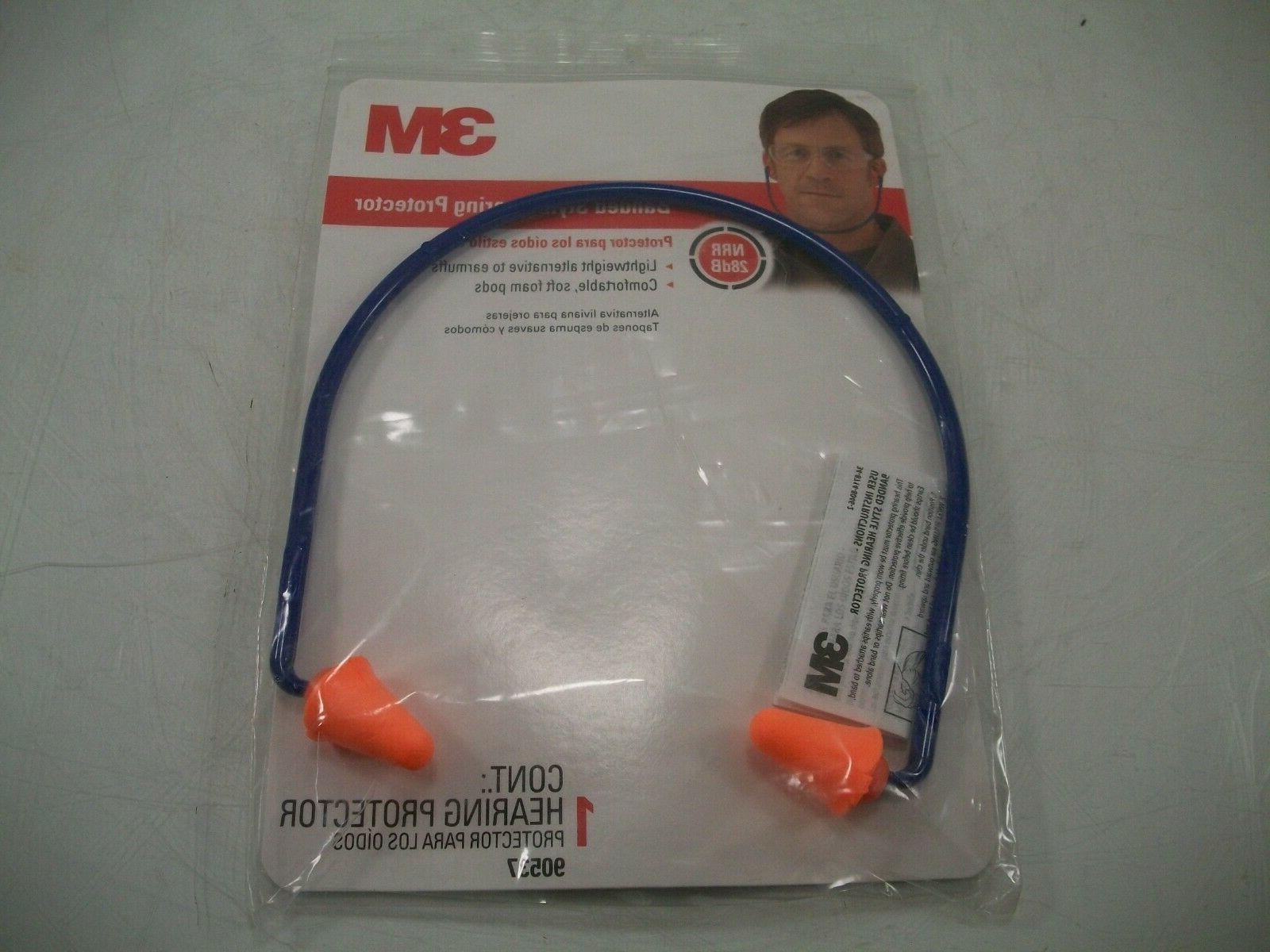 band hearing protector