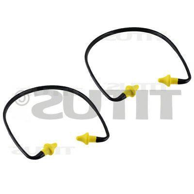 ear plugs u banded neck