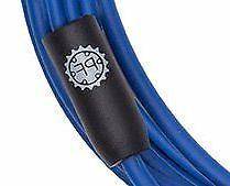 Plugfones Basic Earplug-Earbud Hybrid Blue Ear Muffs