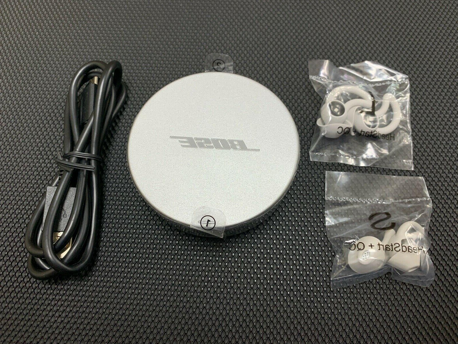 BRAND Bose Wireless Noise-Masking Silver Lull Yourself to