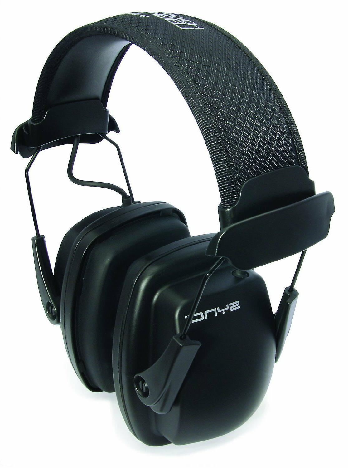Howard Leight By Honeywell Sync Stereo Noise Blocking Earmuf