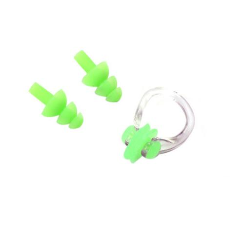 Clear Clip Plugs Sets Glasses Goggles Kids Unisex