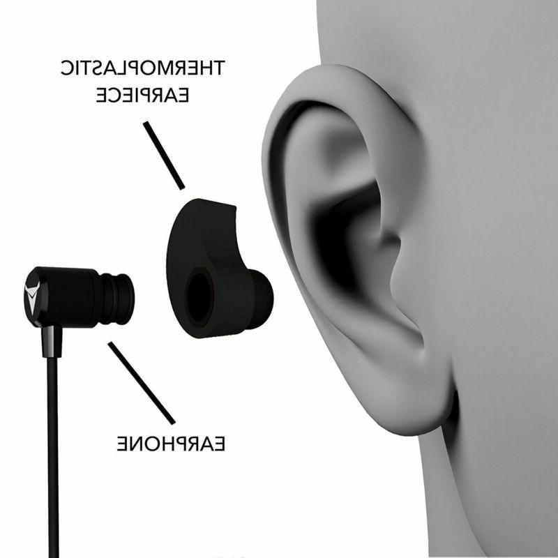 Decibullz - Contour Es In-Ear Easily Quickly
