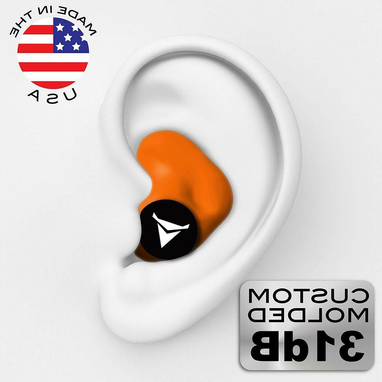 Decibullz - Custom Earplugs, -