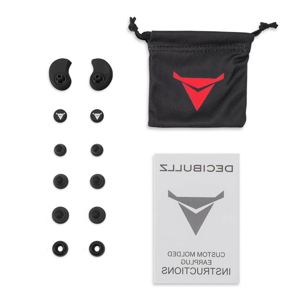 Decibullz Custom Hearing Protection Defenders