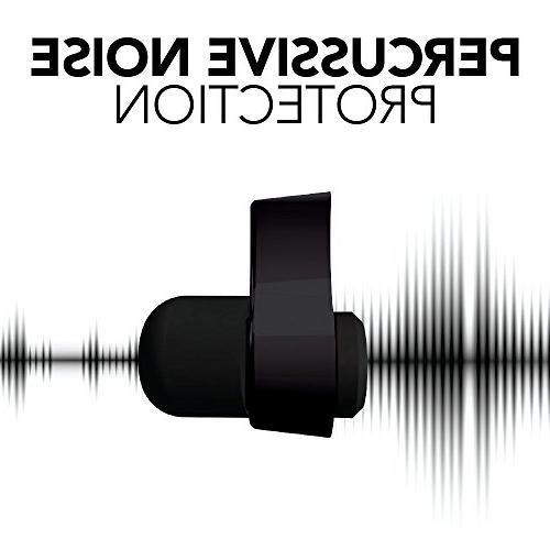Decibullz - Molded Percussive Filters, Custom Hearing