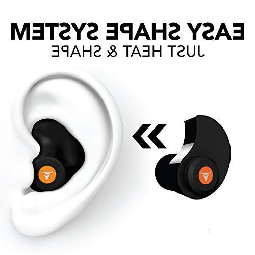 Decibullz - Custom Percussive Custom Hearing Protection