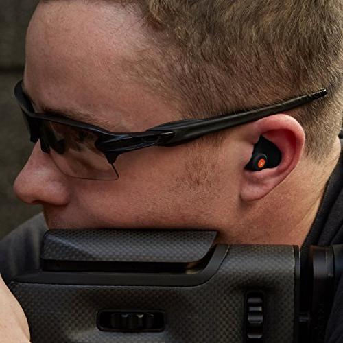 Decibullz Percussive Filters, Hearing Protection