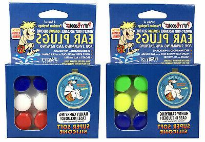 Ear Band-It Floatable Soft Silicone Putty Buddies Waterproof