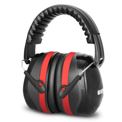 Ear Muffs Hearing Foldable Noise Reduction 34dB Protection G