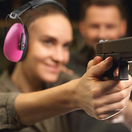 Ear - Hearing Protection and Cancelling Children Shooting, Hunting, Woodworking, Range, by MEDca