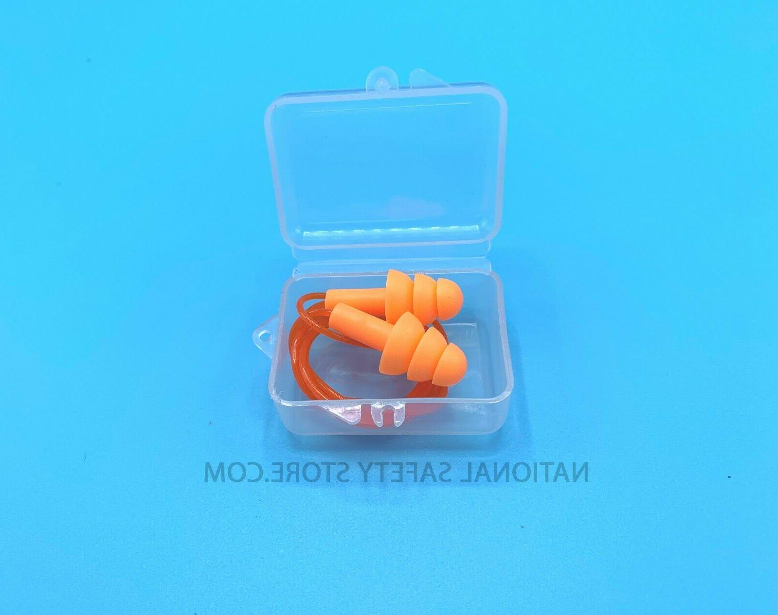 Ear Plugs 10 Orange Ear 33dB Protection