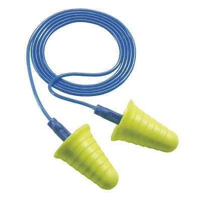 3M Ear Plugs,Corded,30dB,PK200, 318-1009
