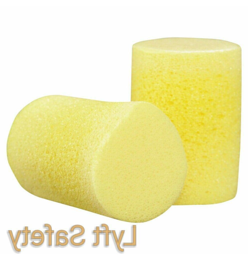 3M Ear Classic 29dB Yellow Foam