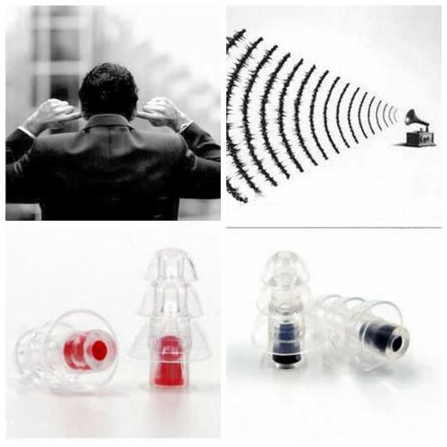 Ear Plugs for Concert Musician Shooting Sleeping Noise Cance