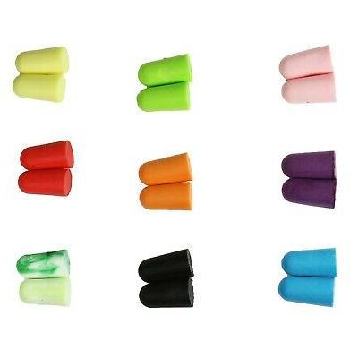 ear plugs lot bulk soft foam sleep