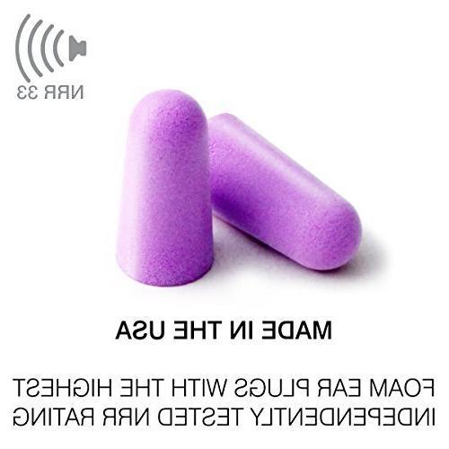 Moldex Ear Plugs 20 Earplugs - MADE USA