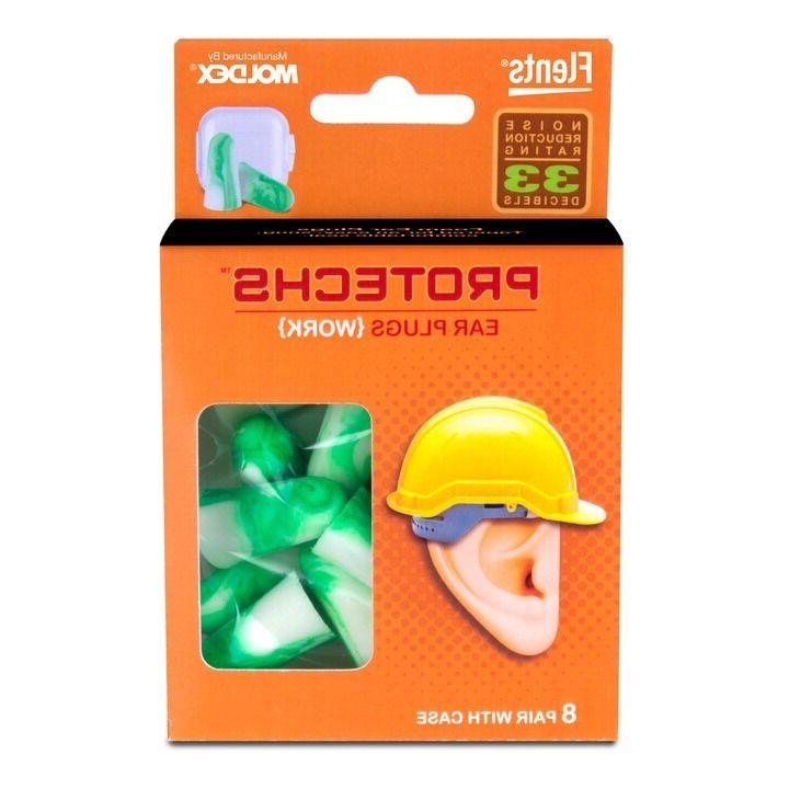 Flents Ear Plugs with Case Nrr -