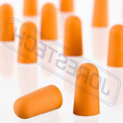 EarPlugs 50 Soft Individually NRR 32DB Noise