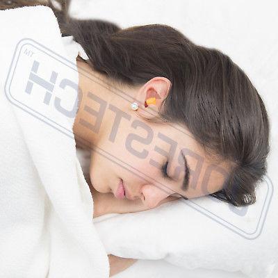 EarPlugs Soft Foam Individually NRR 32DB Sleep Noise
