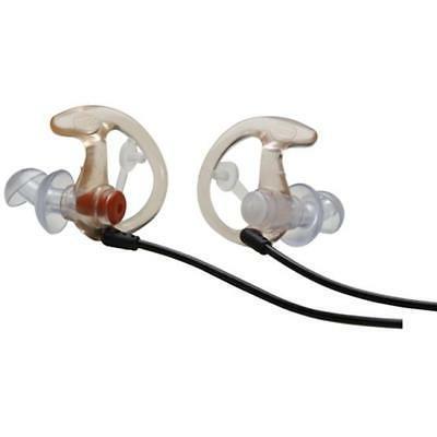 SureFire filtered Earplugs, design, reusable,