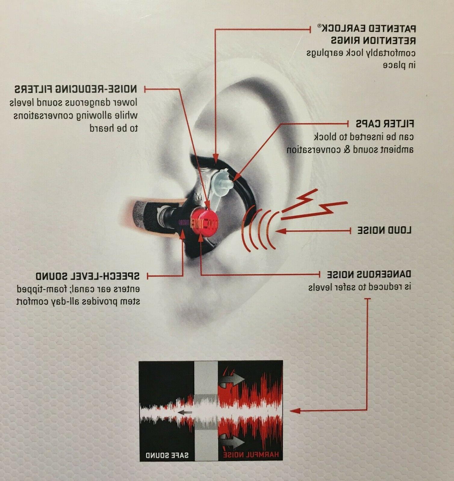 SureFire® EP7 Sonic Defenders® ULTRA Filtered 28dB Earplug