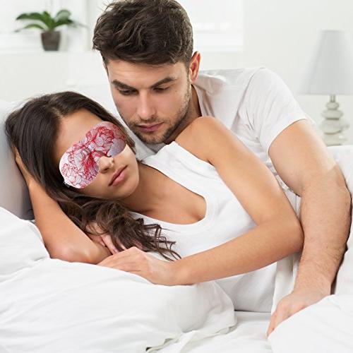 Eye Mask Women Sleep Plugs Buckle Closure Not