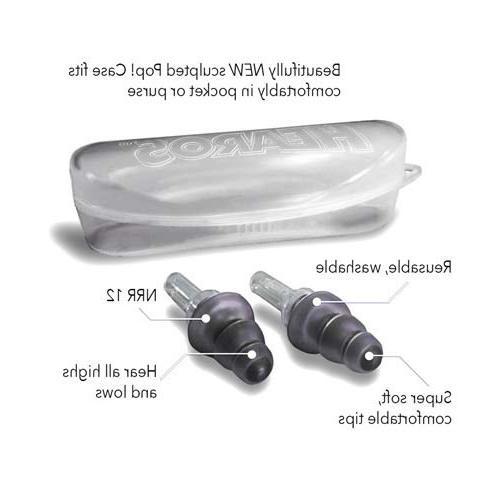 HEAROS Ear Long Term Free Case,