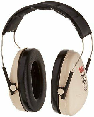 3M H6A/V Peltor 95 Over-the-Head Earmuffs