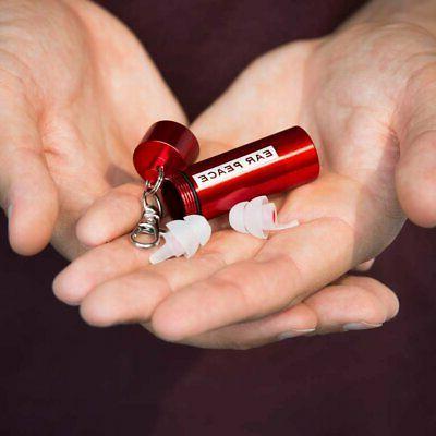 EarPeace HD Ear Plugs for Musicians