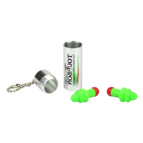Tourbon Hearing Protection Silicone Noise Reducer Shooting US