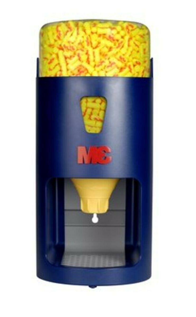 3M One Touch 10-078371-66803-4 Pro Earplug Dispenser 391-000