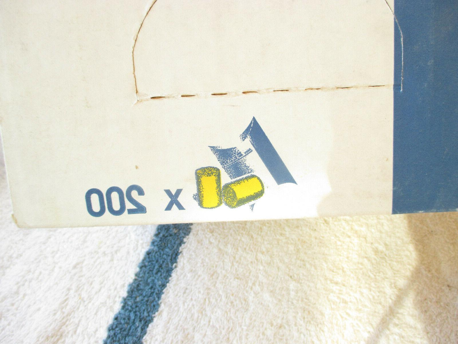 New Aearo Yellow Ear Packs. Part 310-1001