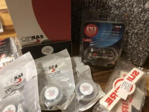 new ep3 hearing protectors sonic defenders ep3