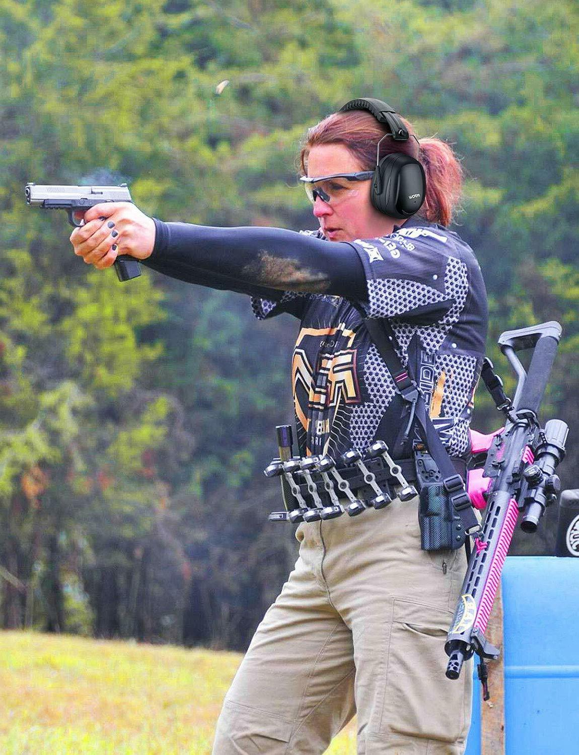 NOISE MUFFS Adult Hearing Shooting