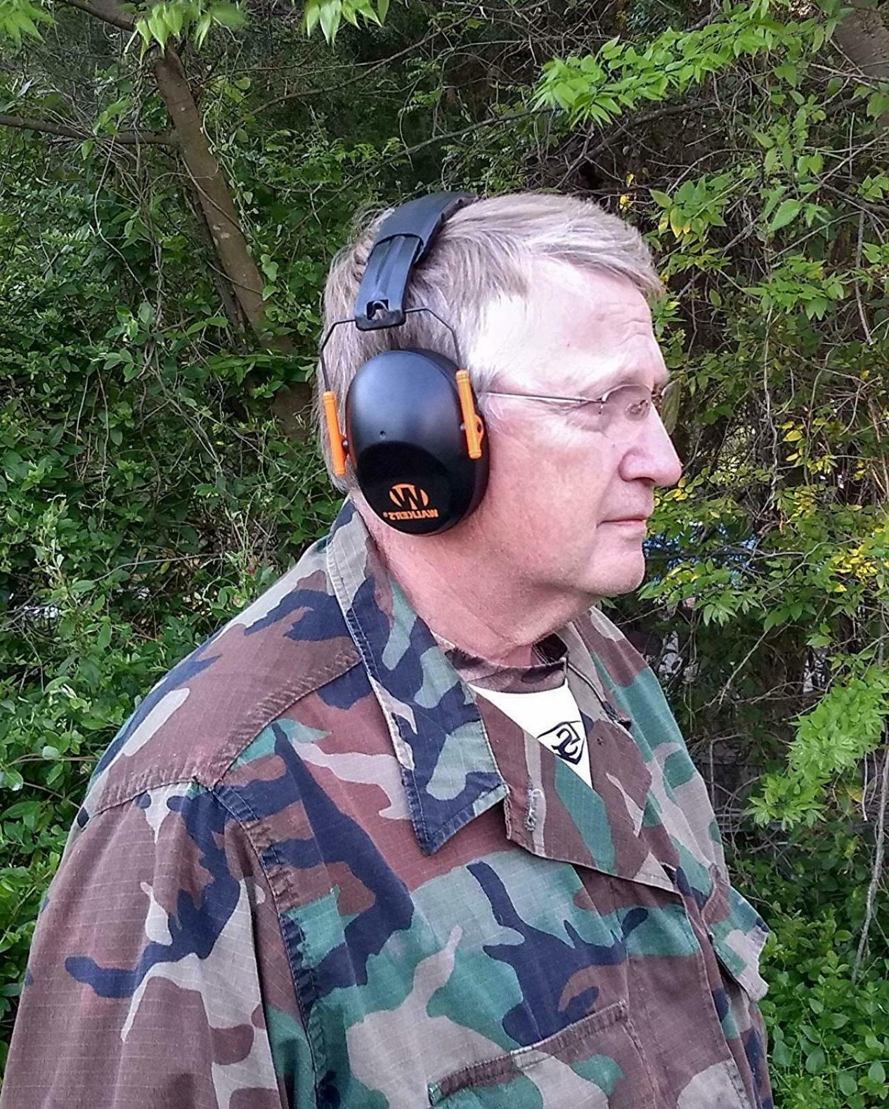 Noise Reduction Hearing Safety Hunting