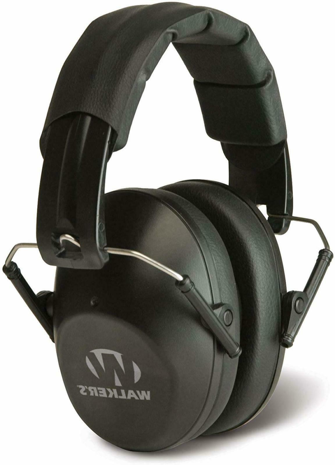 Noise Reduction Ear Muffs Hearing Protection Gun Shooting Sa