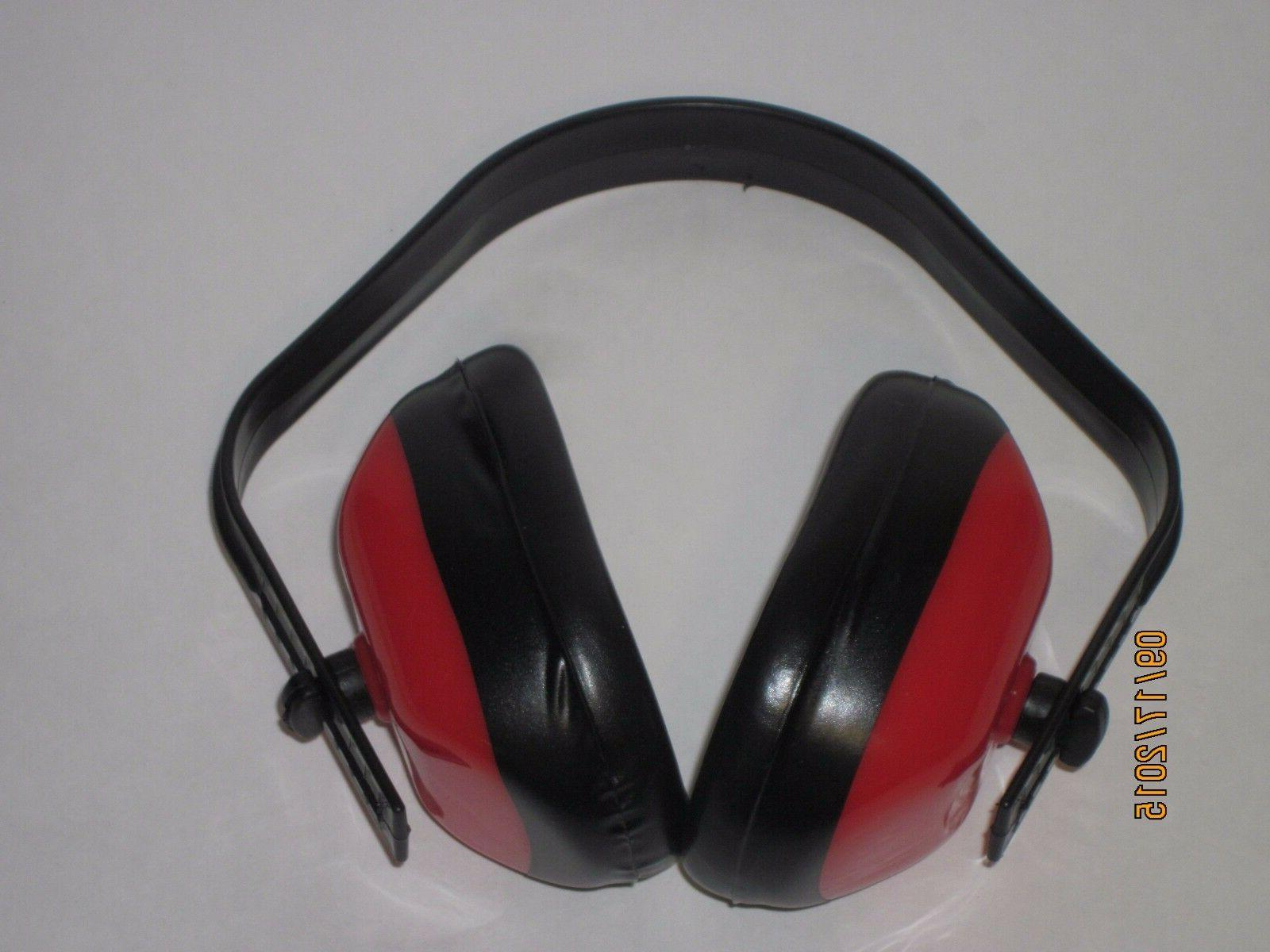 noise reduction ear muffs plugs work sound