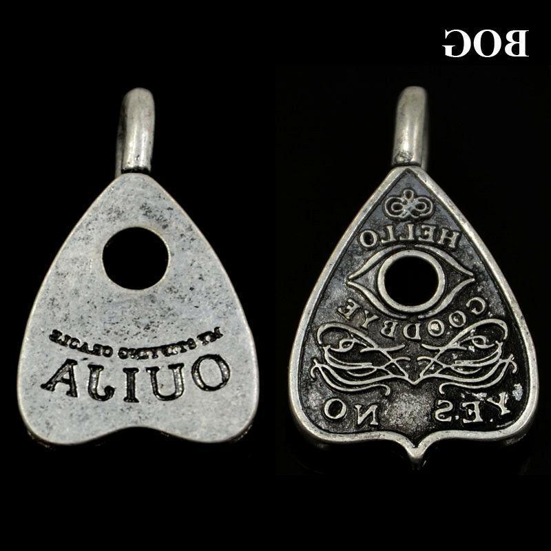 Ouija Board Ear Weights Hangers Gauges Expander Tunnel Plugs